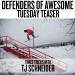 Defender's trailer