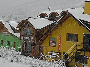 village/shops Bariloche