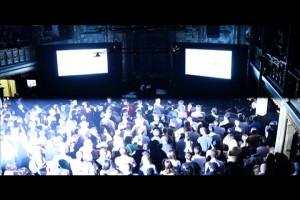 Crowd at Orensanz Foundation
