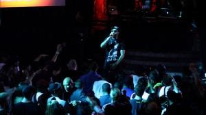 RZA Rocks the Stage