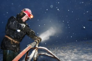 snowmaking killington