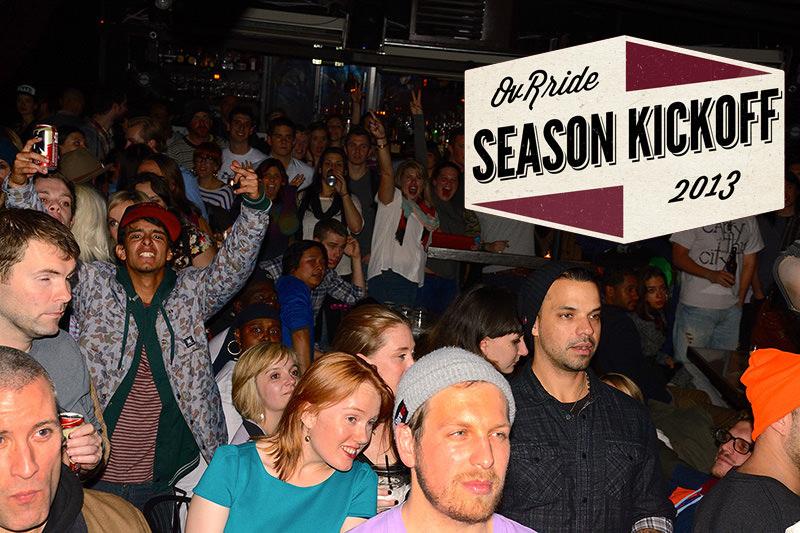 OvR 2013/14 Season Kickoff