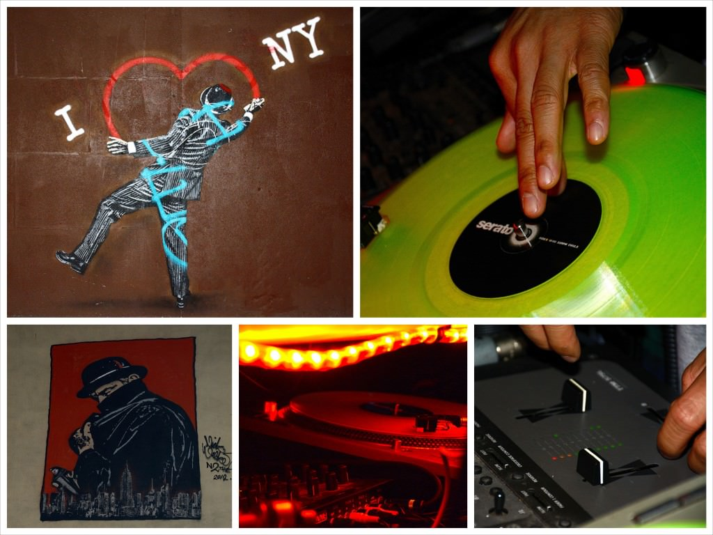 Street Art & DJ