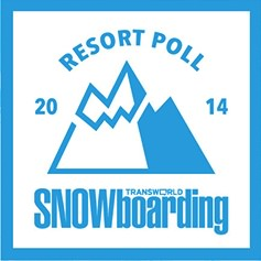 Transworld Snowboarding 2014 Resort Poll