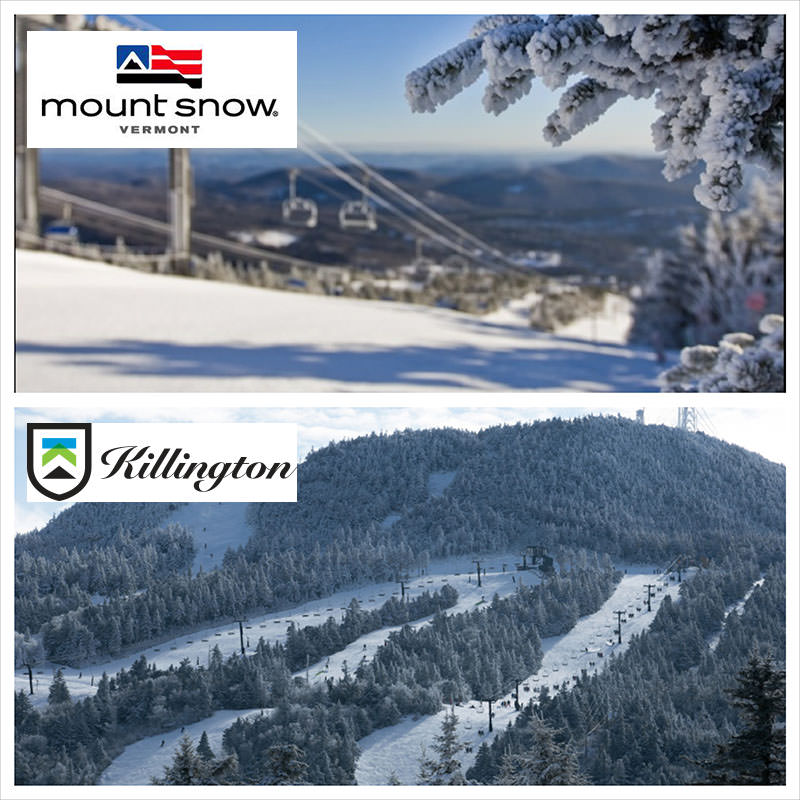Mount Snow & Killington