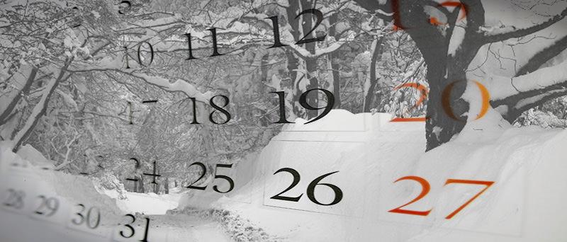 Calendar-banner