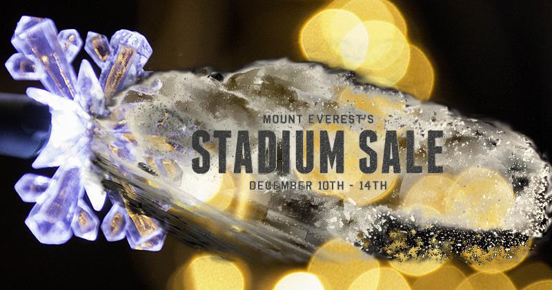 Stadium Sale