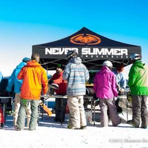 Never Summer Demo