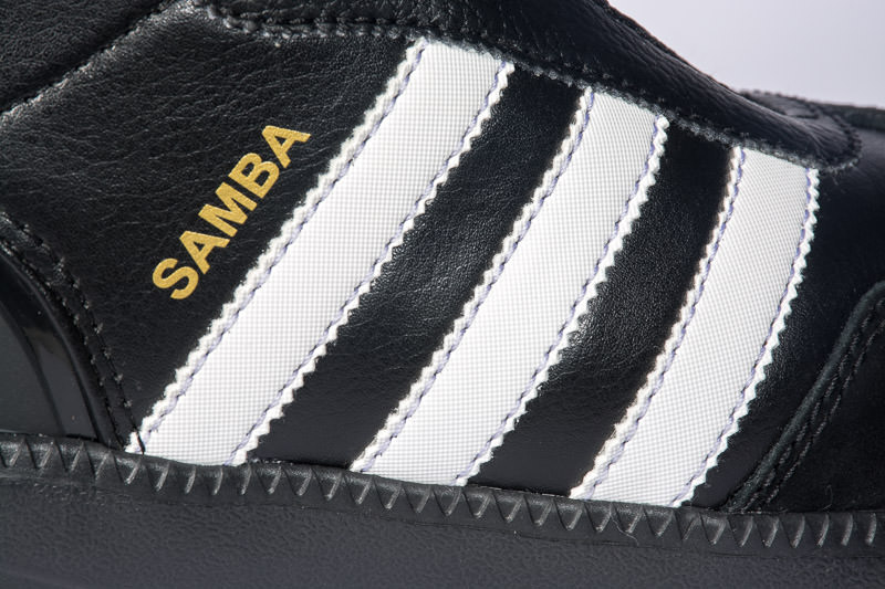 Adidas' famous three stripes