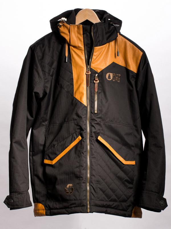 Wood Jacket