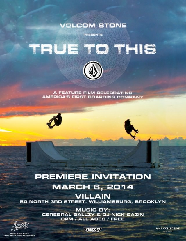 Volcom New York Party