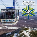 Jay Peak Spring Snow Fiend OvRnight