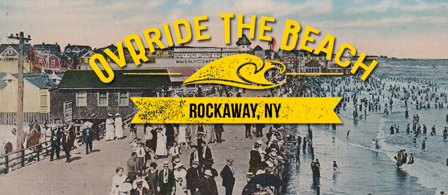 You CAN Hitch a Ride to Rockaway Beach!