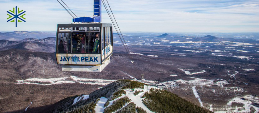 Sneak to the Peak with a Jay Peak Wkend