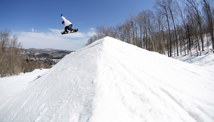 SPRING CONDITIONS ARE THE BEST!!