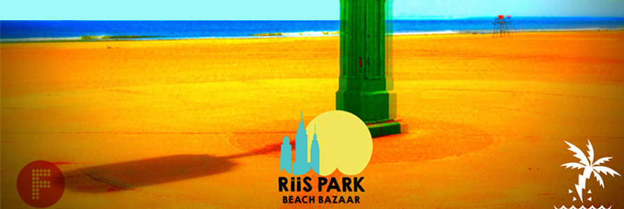 GET SUMMERED, At Riis Park Beach Bazaar