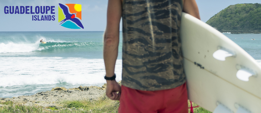 """Guadeloupe, """"Le Spot"""" to Surf this Winter"""