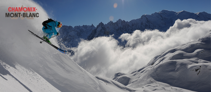 French, Swiss & Italian Alps of Chamonix Valley