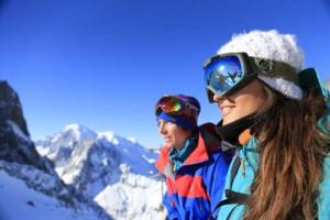 French, Swiss & Italian Alps of Chamonix Valley