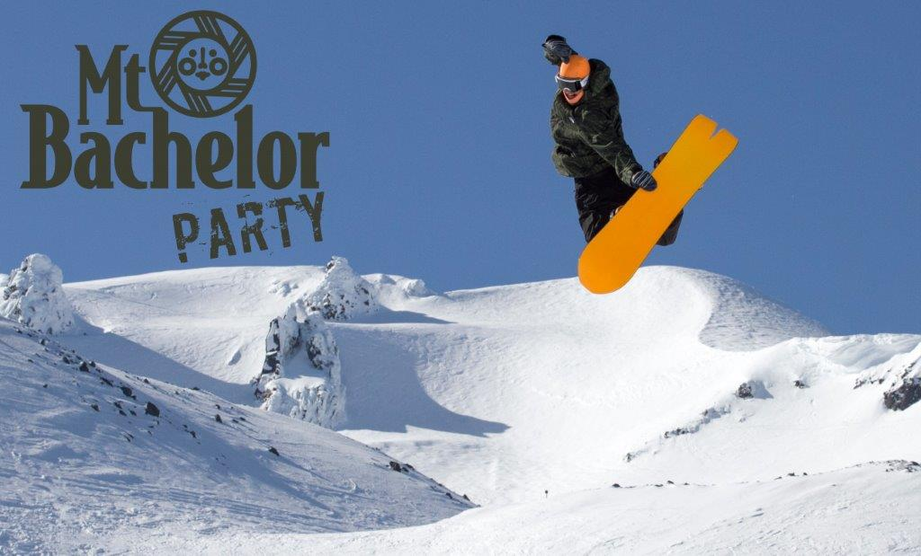 MT Bachelor is coming to Brooklyn… Time for a Bachelor Party