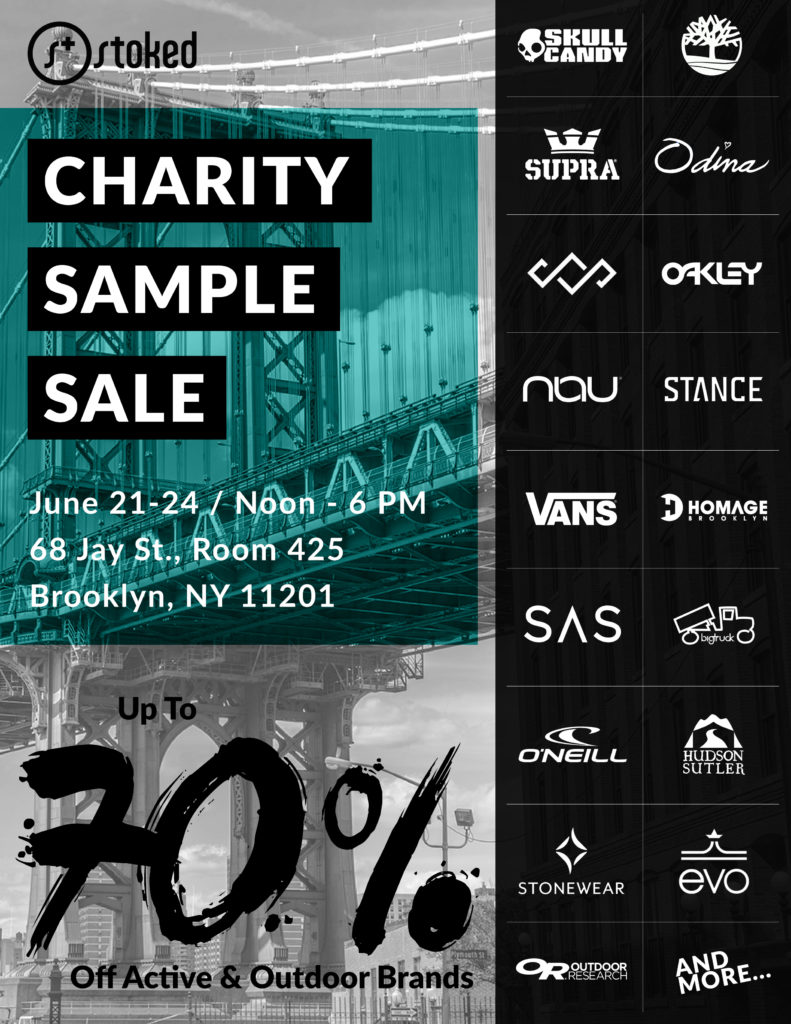 Stoked-Charity-Sample-Sale-2016