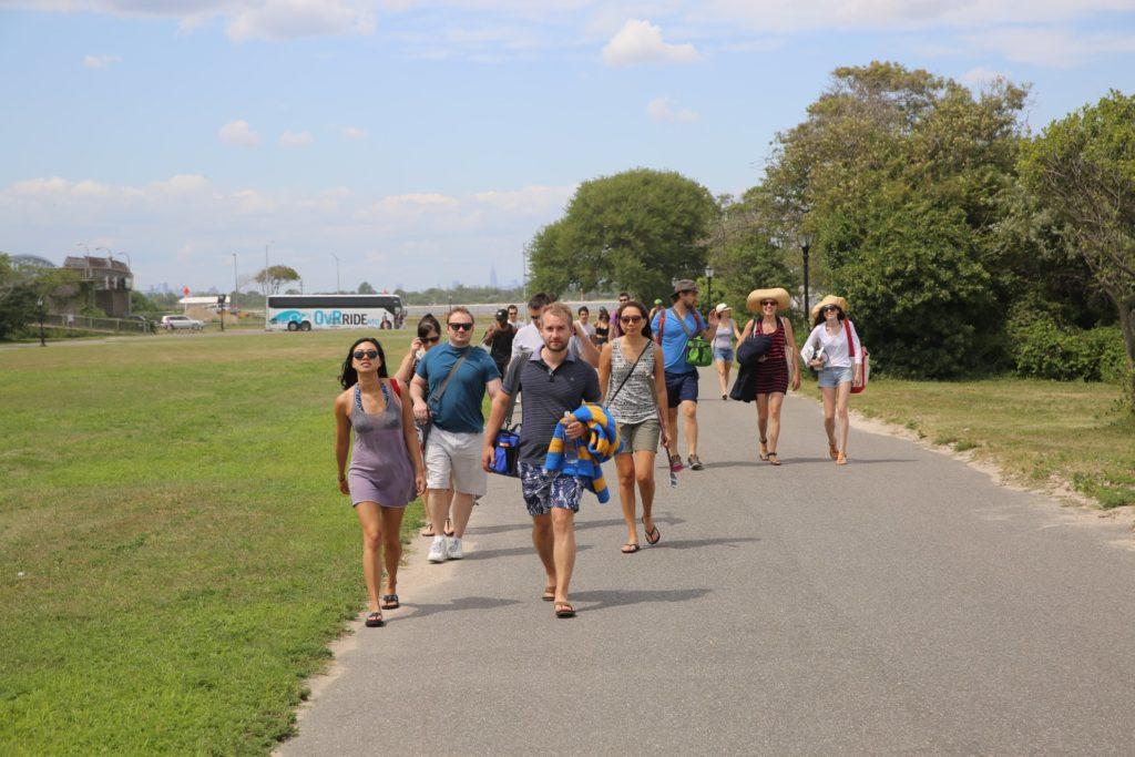 Beach Bus March