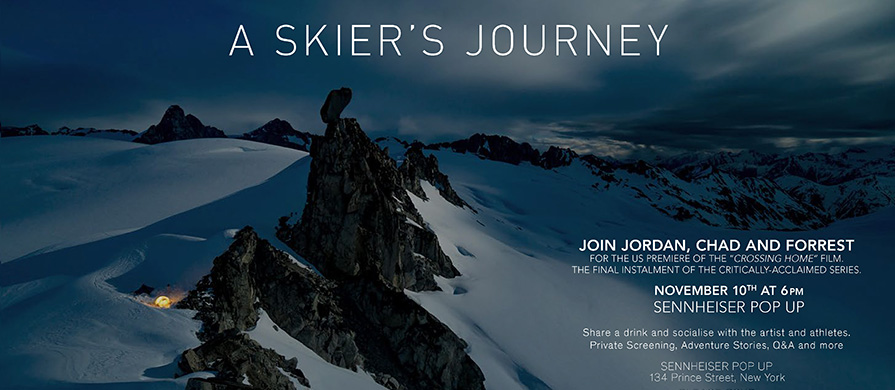 Skiers Journey Feature