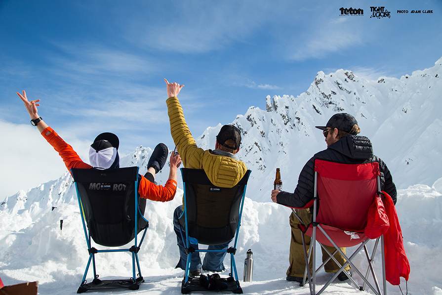 Tordrillo Mountains, Alaska photo:Adam Clark