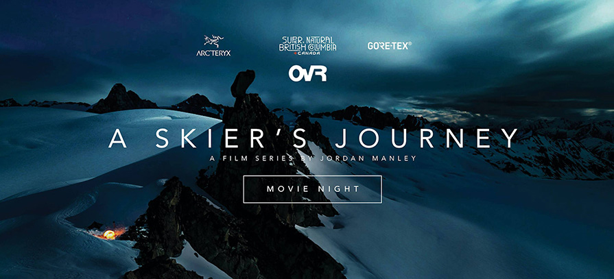 Skier's Journey Movie Night Feature