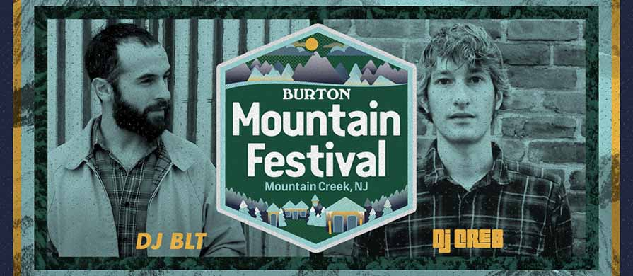 Burton Mountainfest Feature